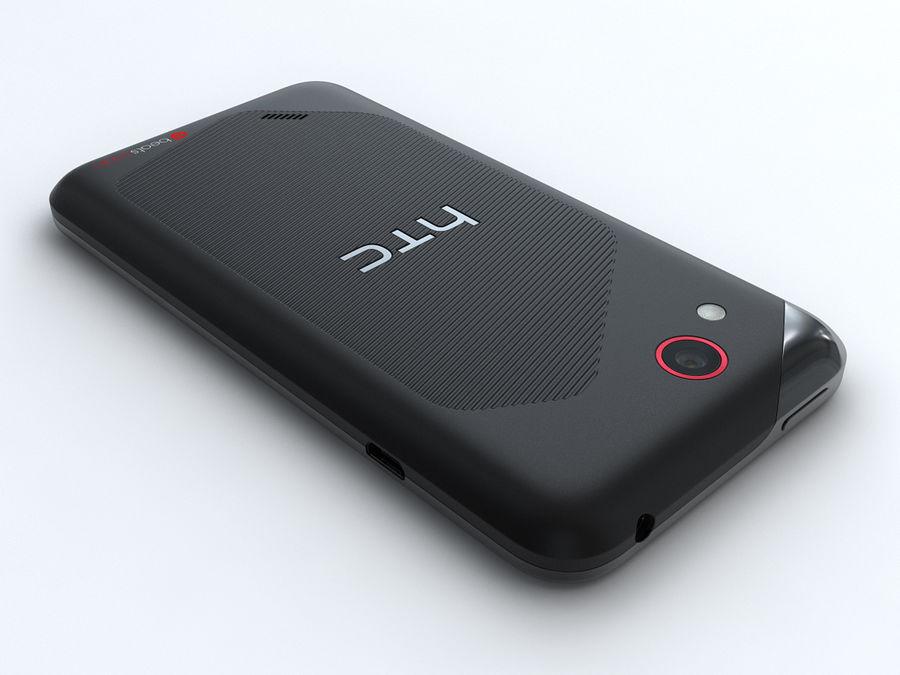 HTC Desire VC royalty-free 3d model - Preview no. 4