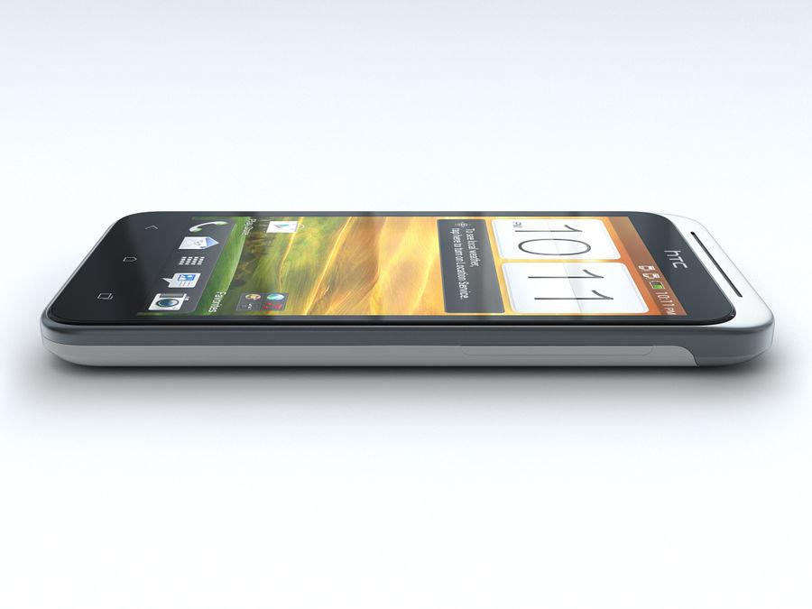 HTC Desire VC royalty-free 3d model - Preview no. 17