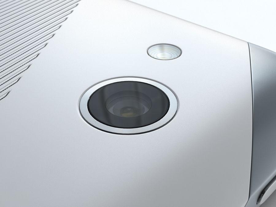 HTC Desire VC royalty-free 3d model - Preview no. 25