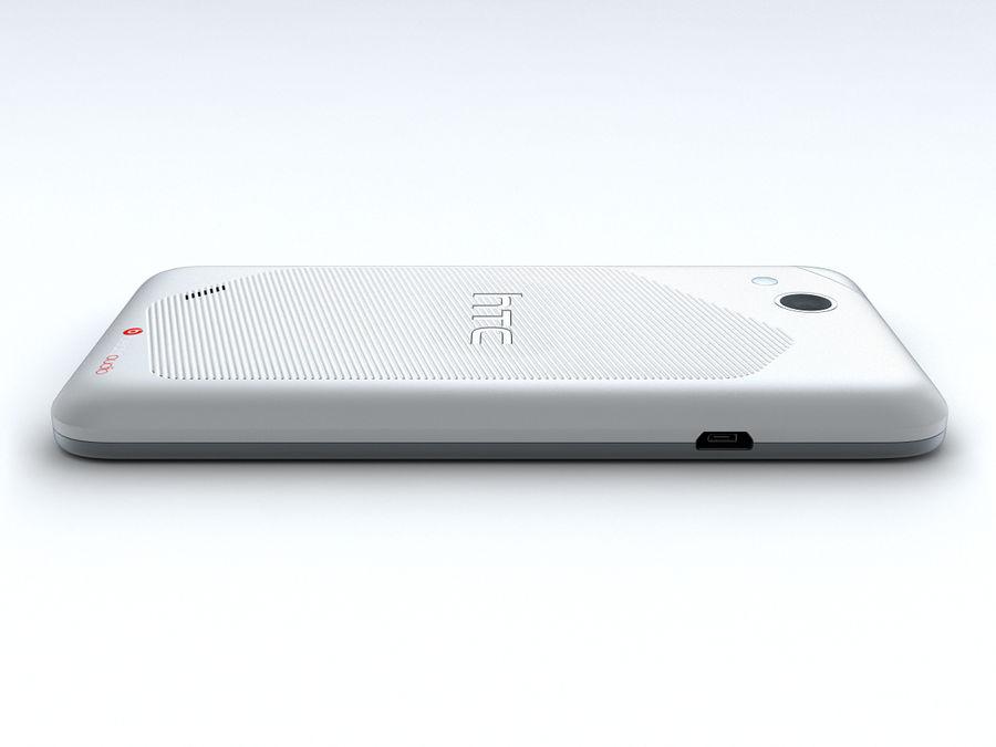 HTC Desire VC royalty-free 3d model - Preview no. 19