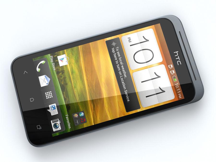 HTC Desire VC royalty-free 3d model - Preview no. 20