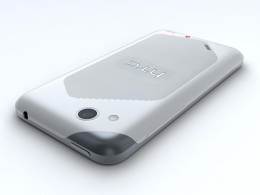 HTC Desire VC royalty-free 3d model - Preview no. 11