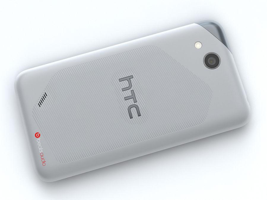 HTC Desire VC royalty-free 3d model - Preview no. 21