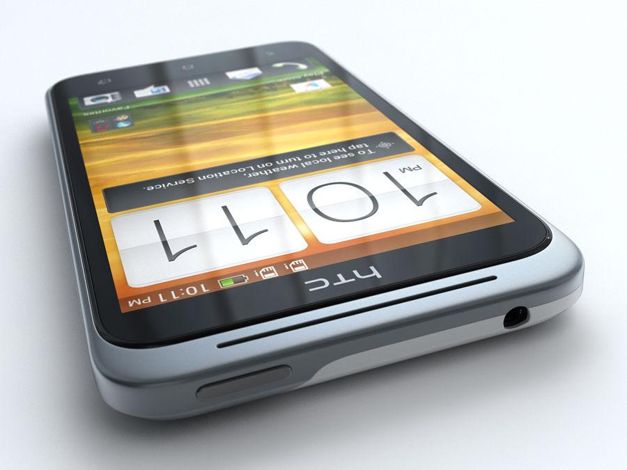HTC Desire VC royalty-free 3d model - Preview no. 14