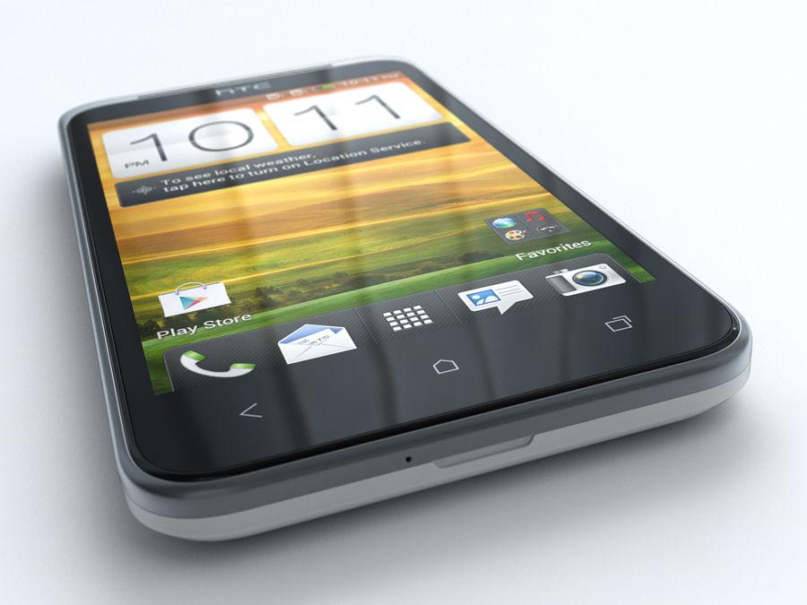 HTC Desire VC royalty-free 3d model - Preview no. 13