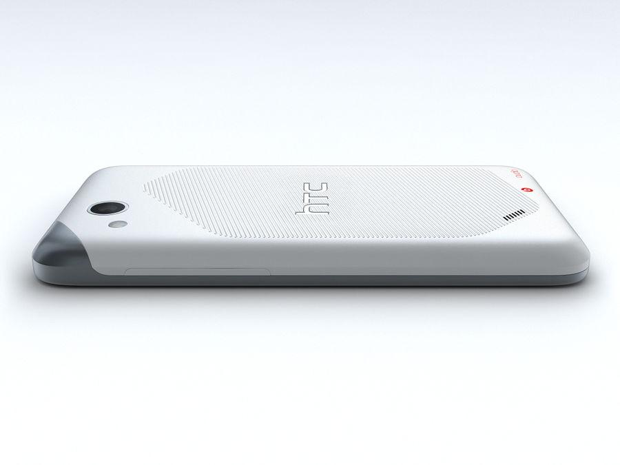 HTC Desire VC royalty-free 3d model - Preview no. 18