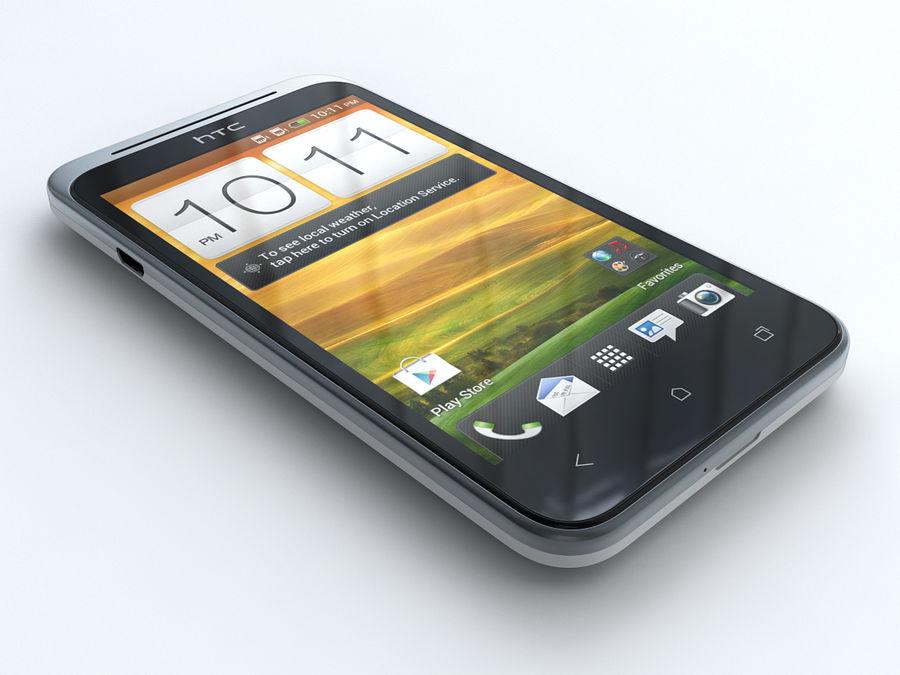 HTC Desire VC royalty-free 3d model - Preview no. 6