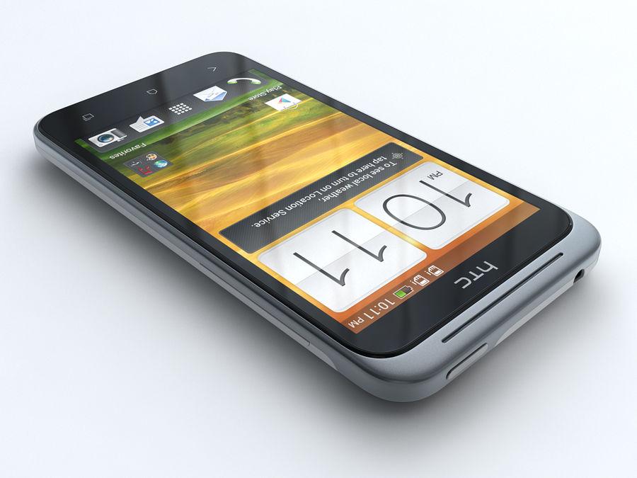 HTC Desire VC royalty-free 3d model - Preview no. 7