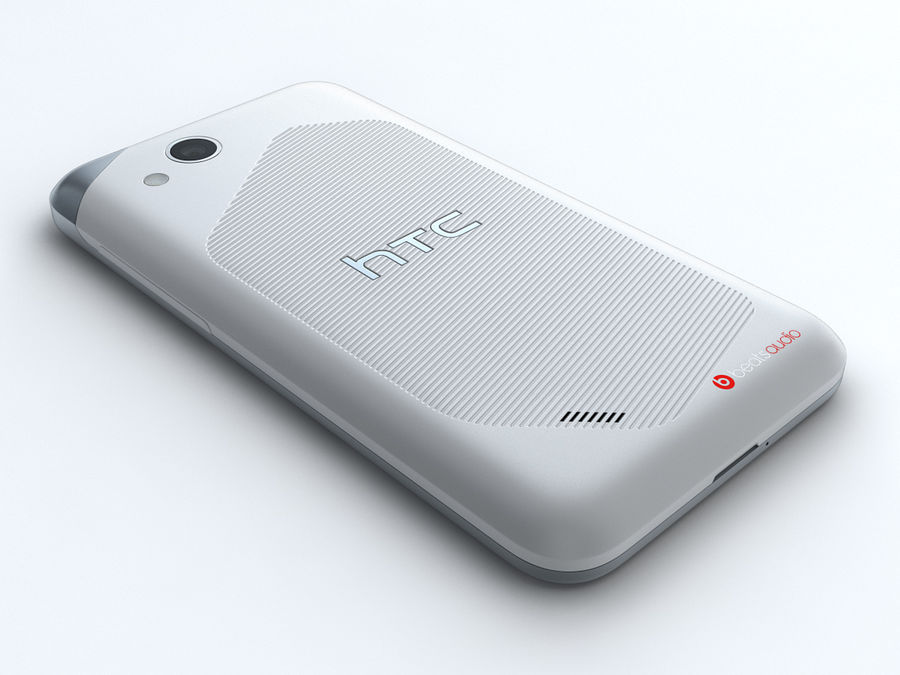 HTC Desire VC royalty-free 3d model - Preview no. 10