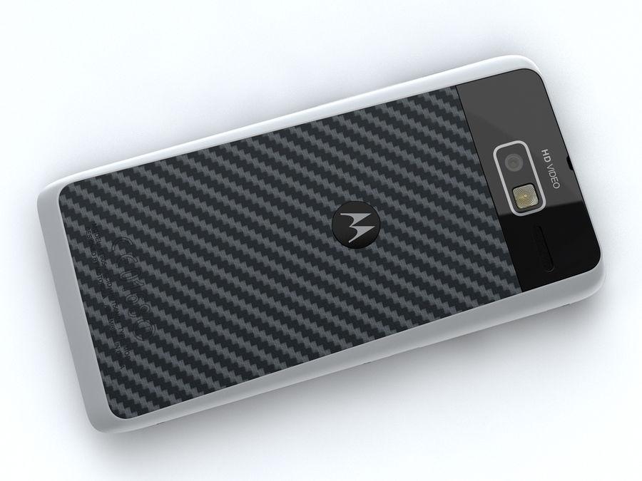 Motorola DROID RAZR M royalty-free 3d model - Preview no. 12