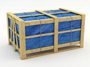 Crate Bracing 3d model