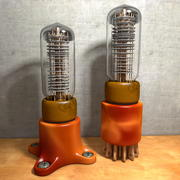 Vacuum Braun Cathode Tube 3d model
