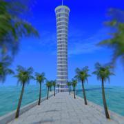 Spiral Kule 3d model