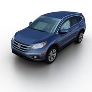 Honda CR-V 2013 3d model