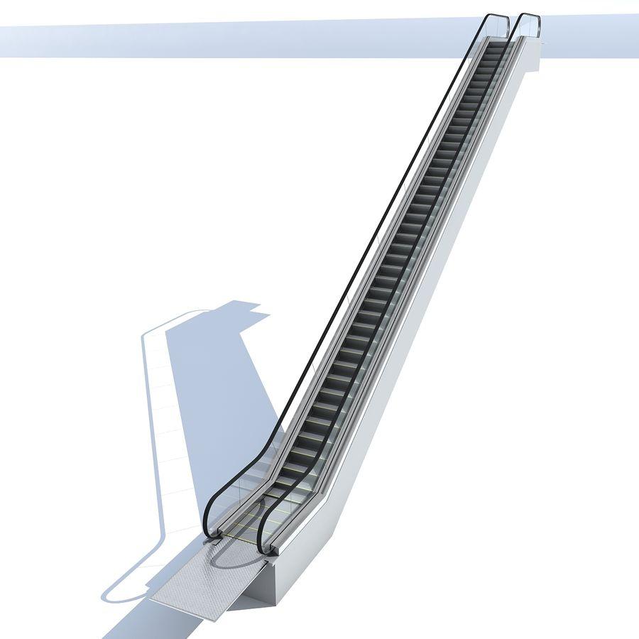Escalator 3D Model $39 -  max  obj  fbx  3ds - Free3D