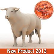 Bull Model 3d model