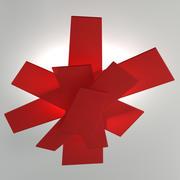 Foscarini BigBang 3d model