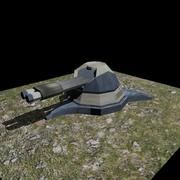 Torentje 3d model