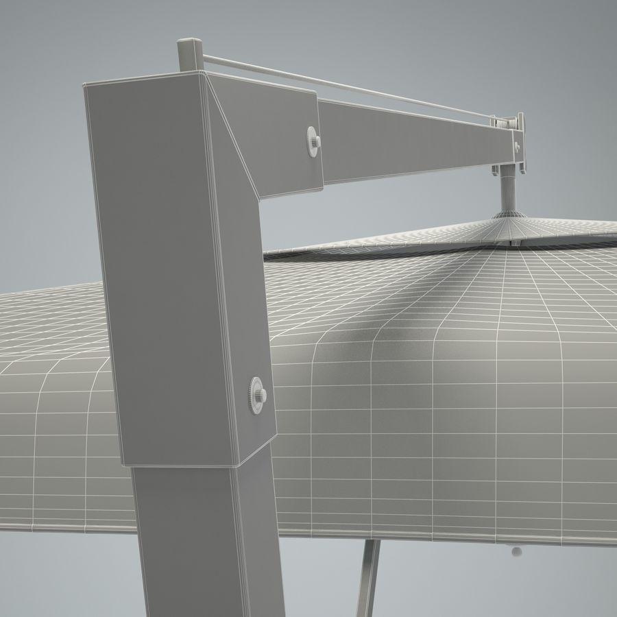 Bezpłatny stojący ogród Sunbrella royalty-free 3d model - Preview no. 11