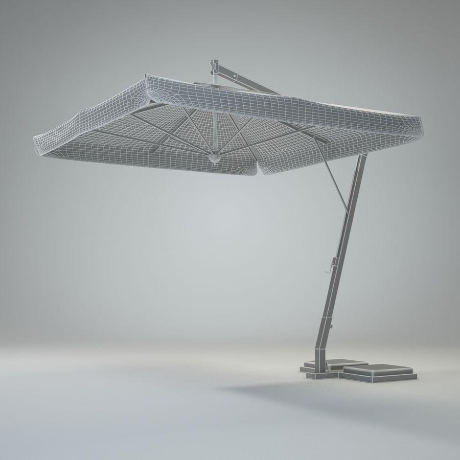 Bezpłatny stojący ogród Sunbrella royalty-free 3d model - Preview no. 8