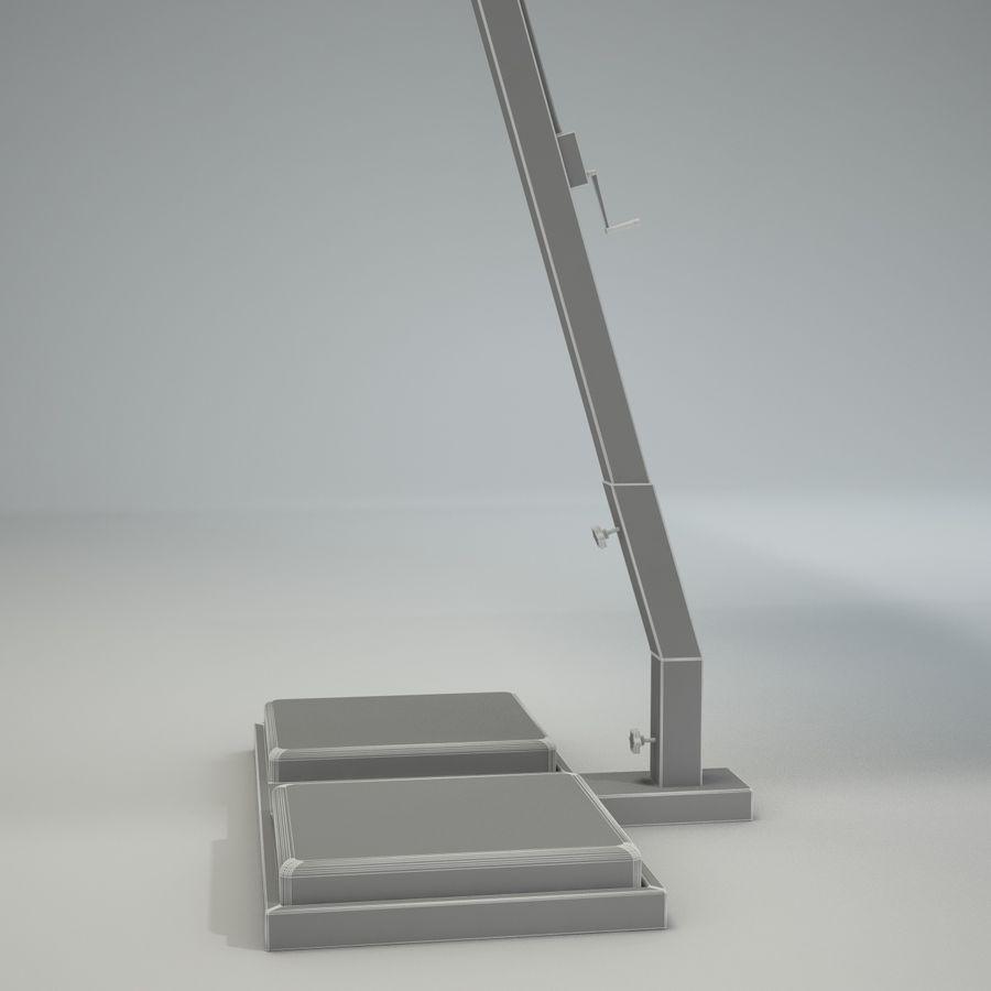 Bezpłatny stojący ogród Sunbrella royalty-free 3d model - Preview no. 10