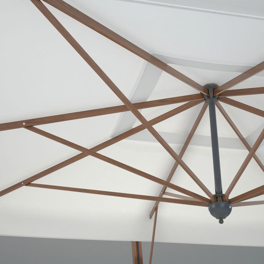 Bezpłatny stojący ogród Sunbrella royalty-free 3d model - Preview no. 6
