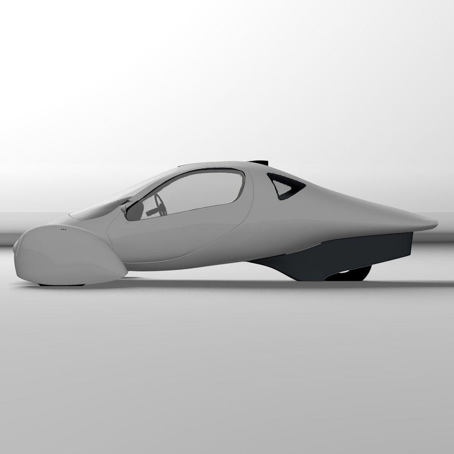 汽车 royalty-free 3d model - Preview no. 2