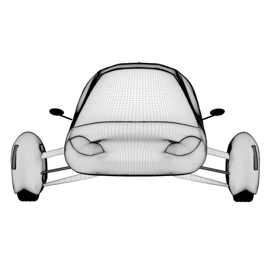 汽车 royalty-free 3d model - Preview no. 4