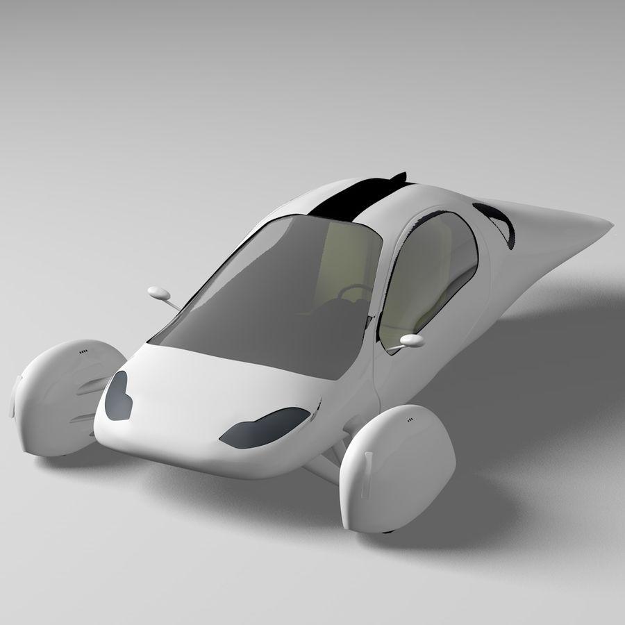 汽车 royalty-free 3d model - Preview no. 3