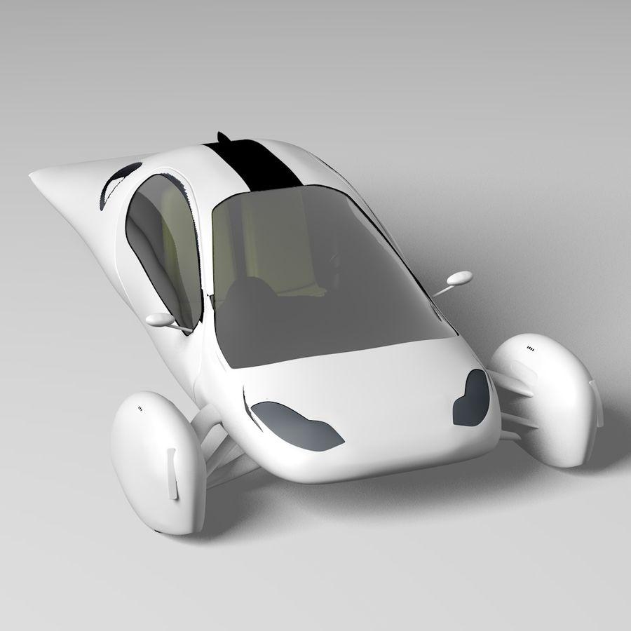 汽车 royalty-free 3d model - Preview no. 1