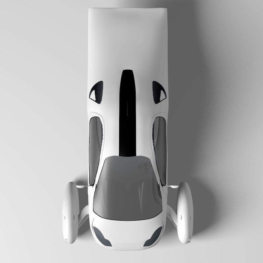 汽车 royalty-free 3d model - Preview no. 9