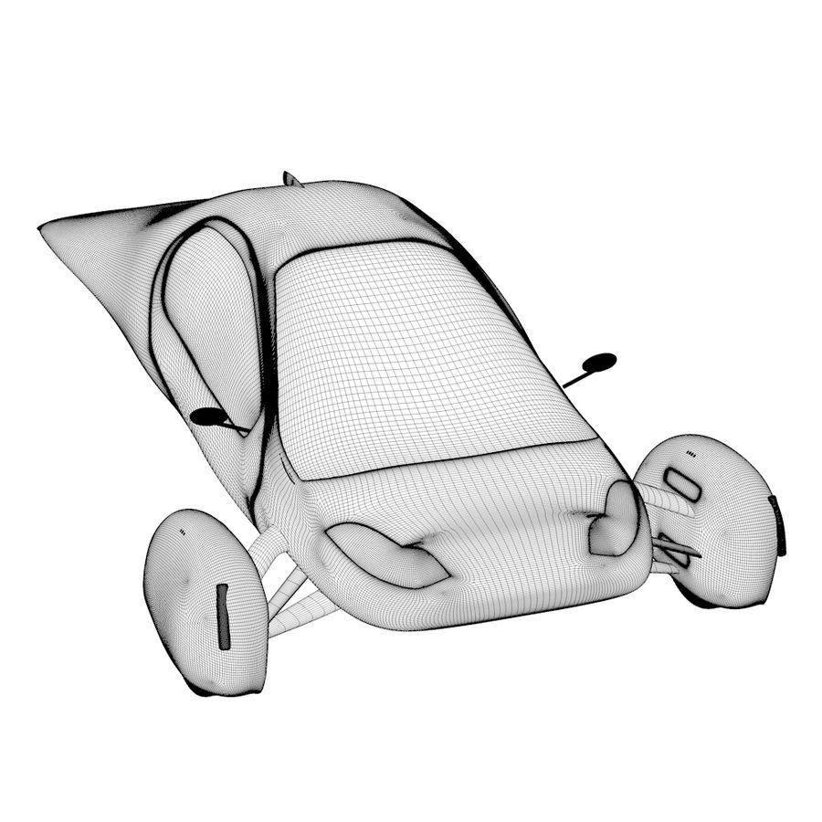 汽车 royalty-free 3d model - Preview no. 5