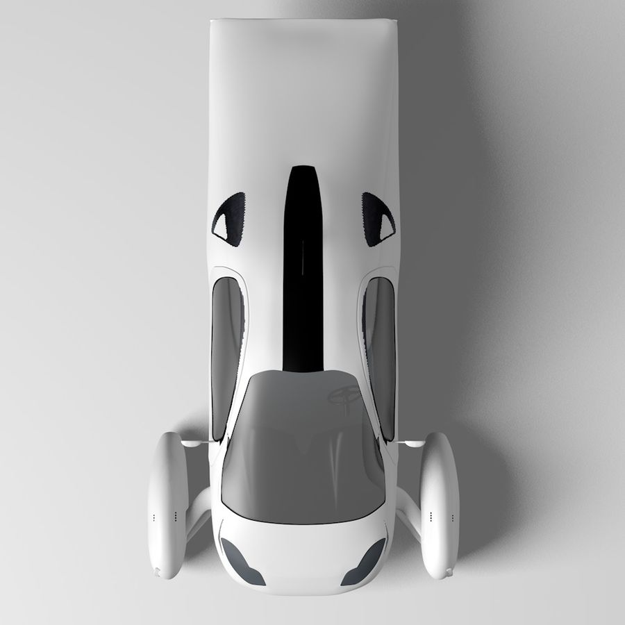 Car royalty-free 3d model - Preview no. 9