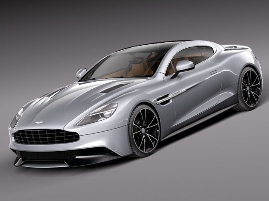 Aston Martin 2013 Am 310 Vanquish 3d Model 129 Lwo Fbx C4d 3ds Obj Max Free3d