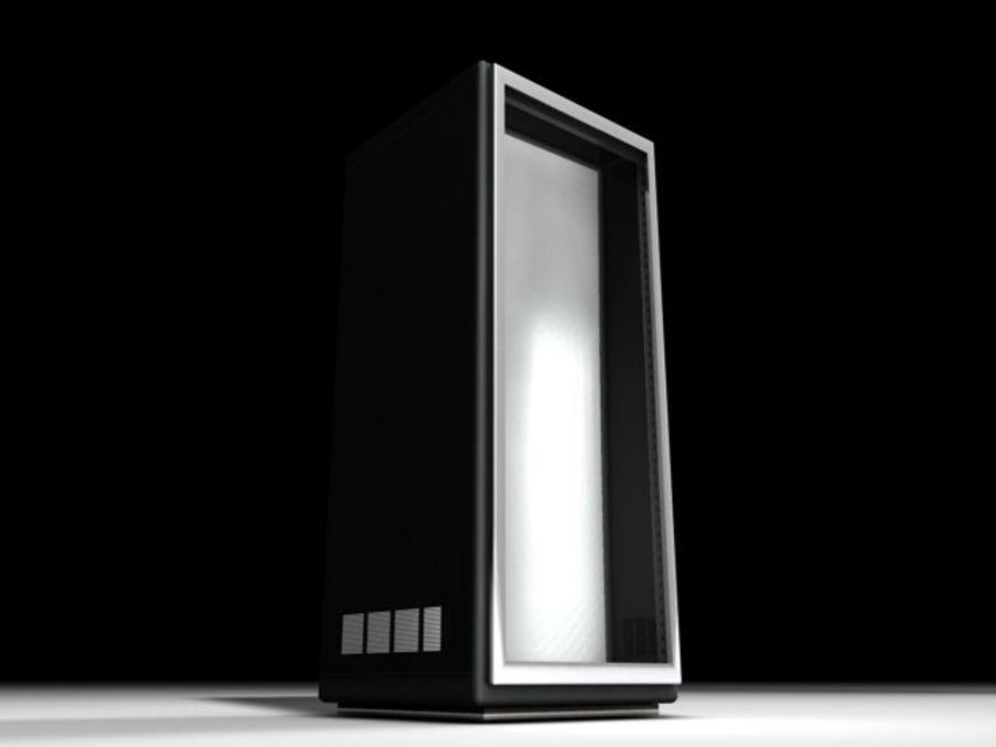 Rack-Server royalty-free 3d model - Preview no. 5