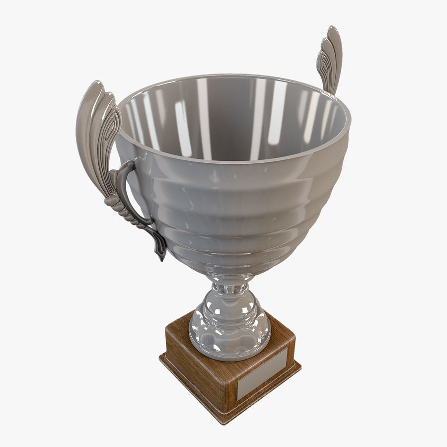 Goblet royalty-free 3d model - Preview no. 8