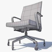 办公椅 3d model