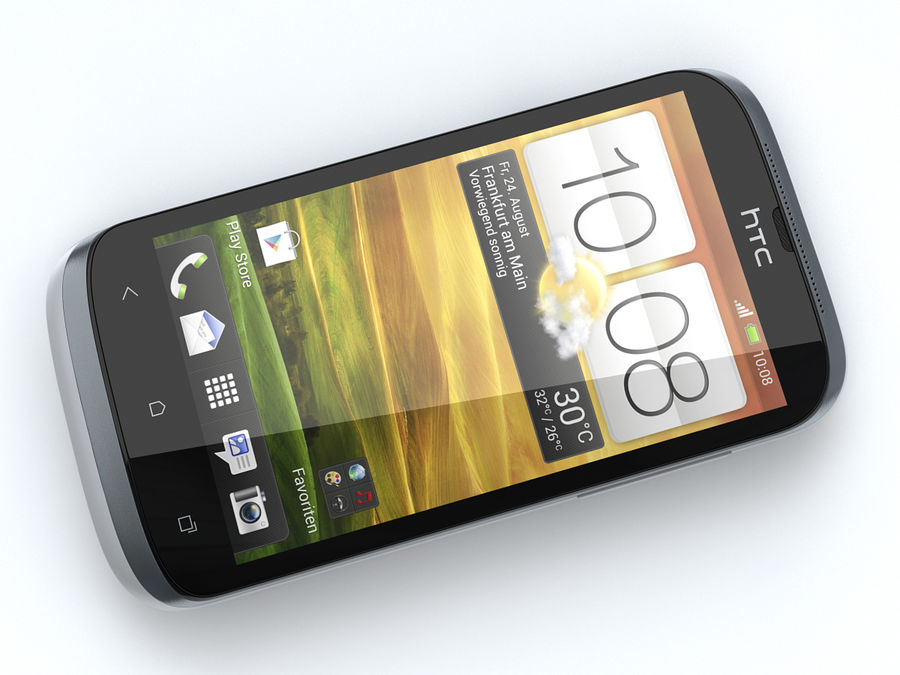 HTC Desire X royalty-free 3d model - Preview no. 17