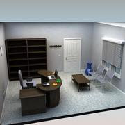 Mobiliário 01 3d model