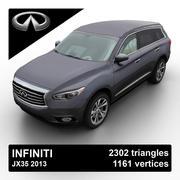 Infiniti JX35 2013 3d model