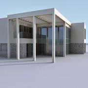 Residential 011 3d model
