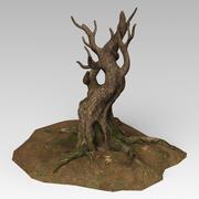 树1 3d model
