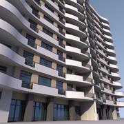 Residential 003 3d model