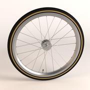 自転車ホイール2 3d model