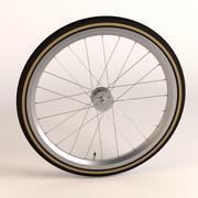bicycle wheel2 3d model