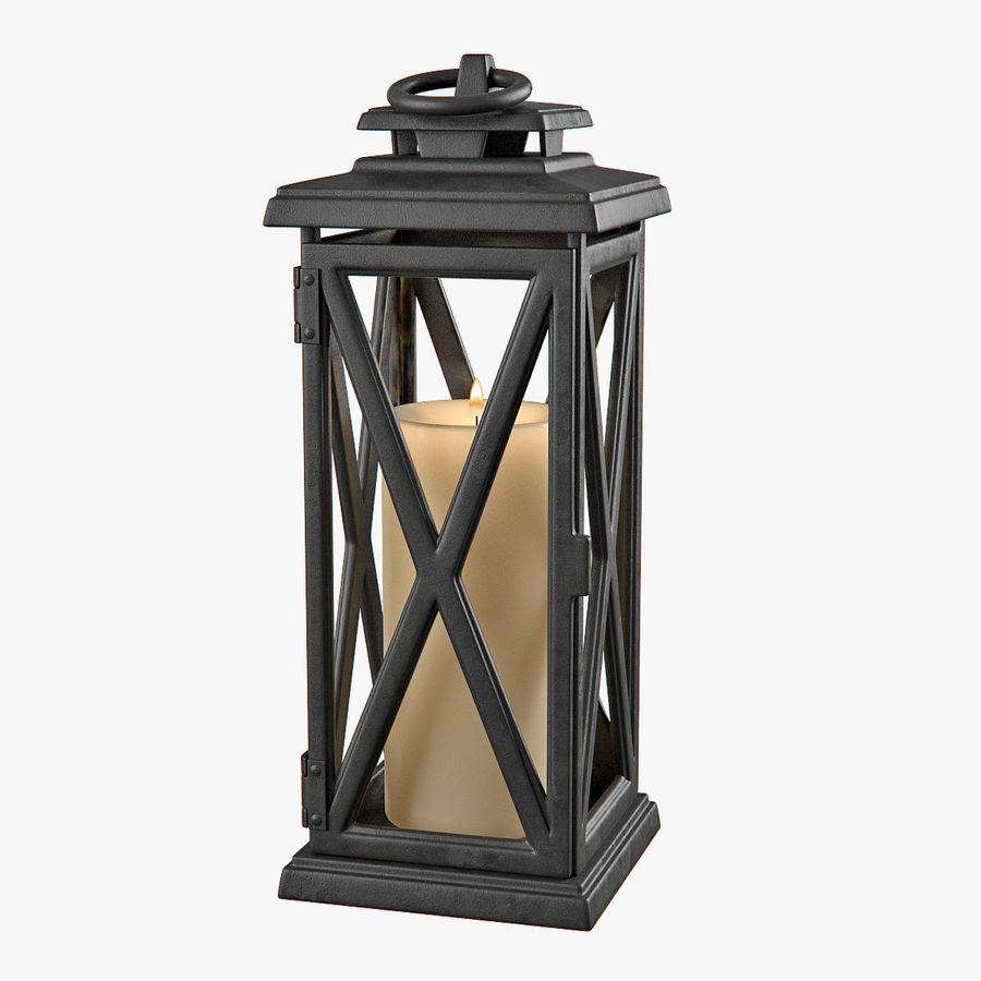Lantern 3 royalty-free 3d model - Preview no. 1