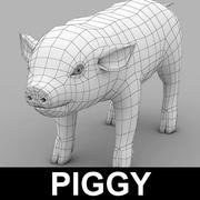 Schweinchen 3d model