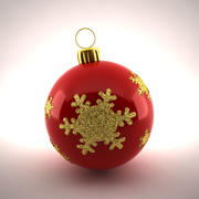 Christmas Decoration 5 3d model