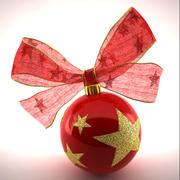 Christmas Decoration 4 3d model