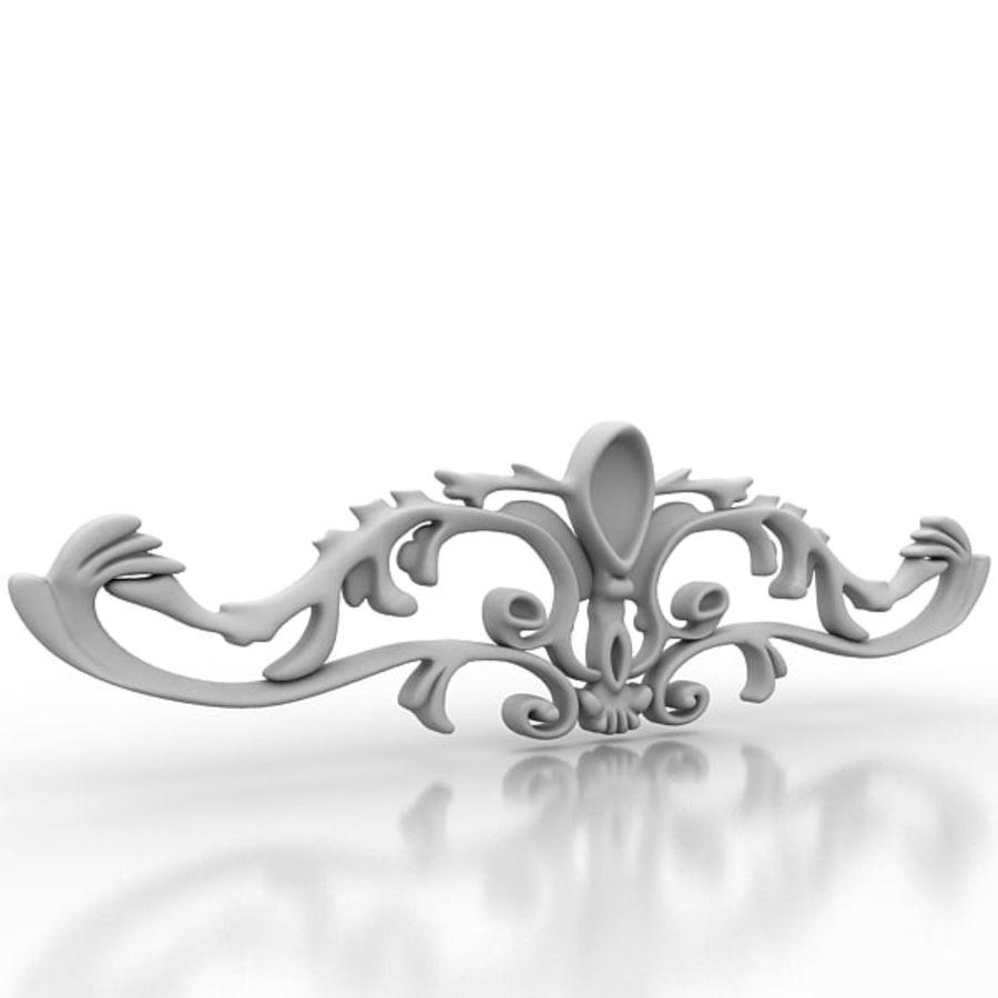 Architectural Elements 67 royalty-free 3d model - Preview no. 2